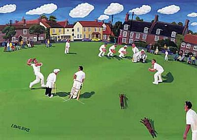 Cricket, Aldborough