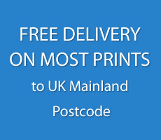 Free delivery on most prints